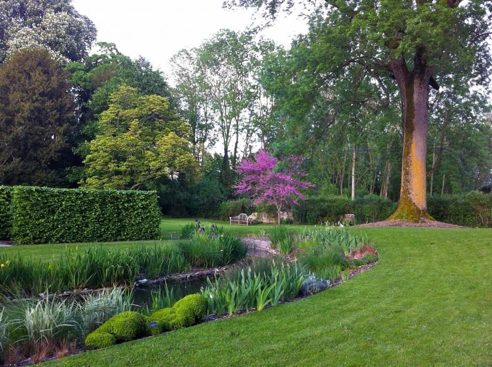 Iris parks producers route ph m re des iris for Apremont sur allier jardin
